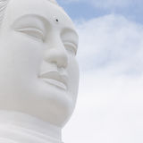 Buddha, landmark on Nha Trang, Vietnam Stock Images