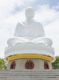 Buddha, landmark on Nha Trang, Vietnam Stock Photo