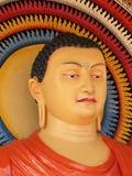 buddha lankan sri royaltyfri bild
