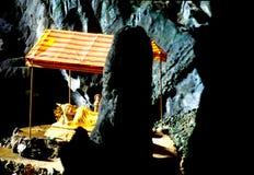 Buddha- Laos Fotografie Stock Libere da Diritti