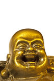 Buddha laughs Stock Image
