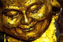 Buddha laughs Stock Photos