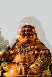 Buddha laughs Royalty Free Stock Images