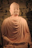 buddha le Royaltyfria Foton