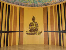 Buddha-Lehre Stockfotografie