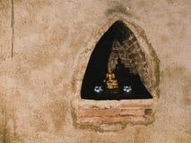 buddha liten staty Royaltyfria Foton