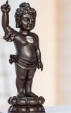 buddha little Royaltyfri Bild