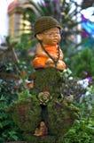 buddha little Arkivfoton