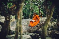 buddha little Royaltyfria Bilder