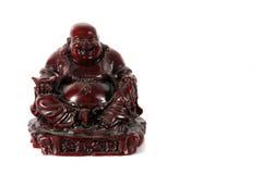 buddha little som ler Royaltyfri Fotografi
