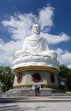 Buddha of Long Son. Pagoda. Nha Trang, Vietnam royalty free stock photos