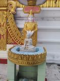 buddha lord Royaltyfria Bilder