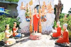 buddha lordstaty Arkivbilder