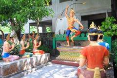 buddha lordstaty Arkivfoto