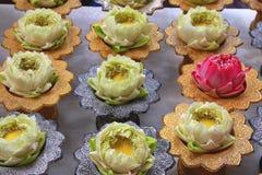 buddha lotos Fotografia Stock