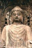 buddha lusena arkivfoto