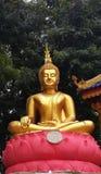 Buddha-Mönch Stockfoto