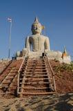 Buddha made of stucco Stock Photo