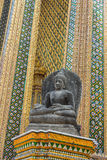 Buddha is a magnificent Buddhist art. Royalty Free Stock Photography
