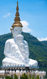 Buddha. The magnificent sculpture in thailand Stock Images