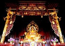 Buddha Maitreya Fotografie Stock