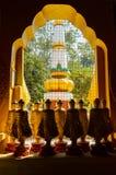 Buddha, Mandalay,Myanmar Stock Image