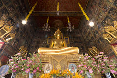 Buddha Meditating Fotografie Stock Libere da Diritti