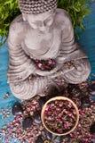 Buddha Meditating Imagenes de archivo