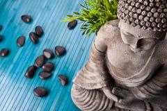 Buddha Meditating Fotografía de archivo libre de regalías