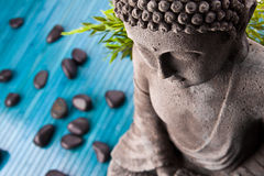 Buddha Meditating Fotografia Stock