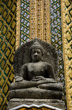 Buddha-Meditation Stockbild