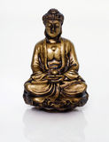 Buddha in meditation. Royalty Free Stock Images