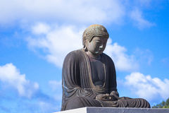 buddha meditation Royaltyfri Foto