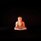 Buddha meditativo (vista frontale) Fotografia Stock