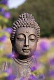 Buddha medytacja Zdjęcie Stock