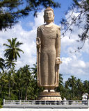Buddha memorial in Sri Lanka Royalty Free Stock Photos