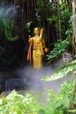 Buddha mgła i stan Zdjęcie Royalty Free