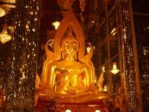 Buddha-miror Tempel Stockbilder