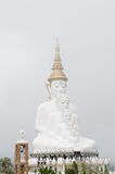 Buddha in the mist. Thailand Stock Photos