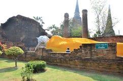 Buddha monk Royalty Free Stock Photo