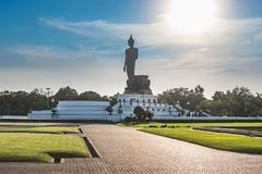 Buddha Monthon Thailand Lizenzfreie Stockfotos