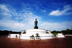 buddha monthonphutthamonthon Royaltyfria Foton