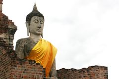 Buddha monument Stock Photo