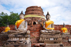 Buddha monuments Stock Photos