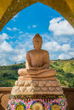 Buddha on the mountain. Stock Images