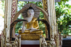 Buddha of Myanmar Stock Photo