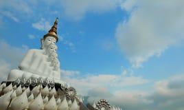 Buddha na montanha Fotografia de Stock Royalty Free