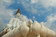 Buddha na montanha Fotos de Stock