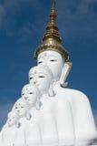 Buddha na on w Tajlandia Obrazy Stock