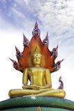 Buddha with naka Stock Photos